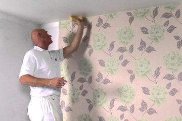 Domestic Wallpapering