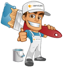 BC Painting Services undertake all aspects of domestic painting