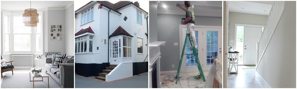 Domestic Painting & Decorating, Bristol, UK